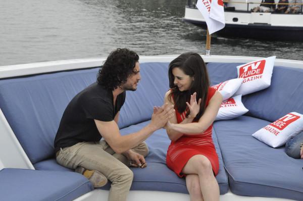 Кит Харингтон влюблен в Эмилию Кларк