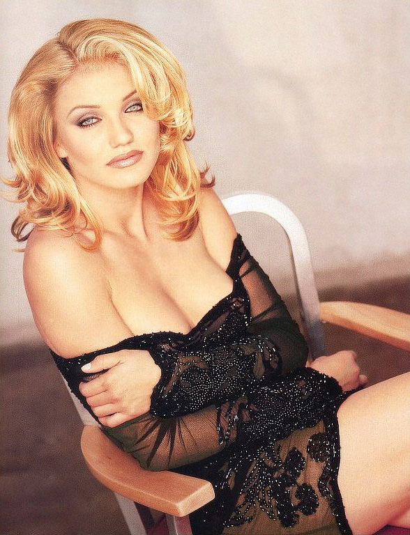 Кэмерон Диаз фото секси