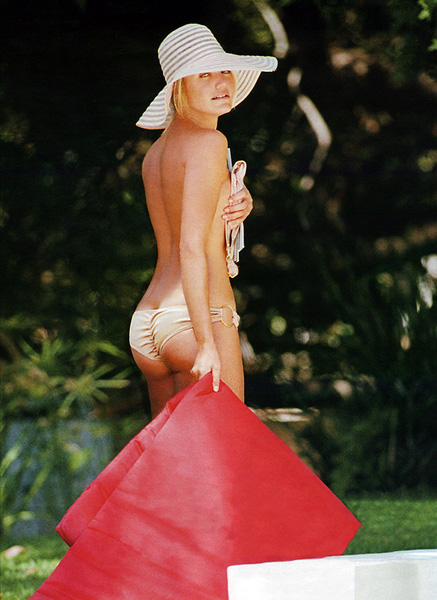 Камерон Диаз фото попы