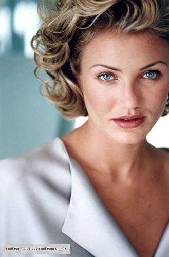 Кэмерон Диаз фото красивые голубые глаза