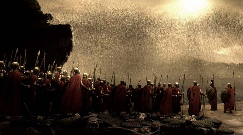 """""""300 спартанцев"""" актеры и их роли: Джерард Батлер, Лина Хиди и другие"""