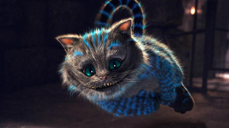 """Чеширский кот из """"Алиса в Стране чудес"""""""