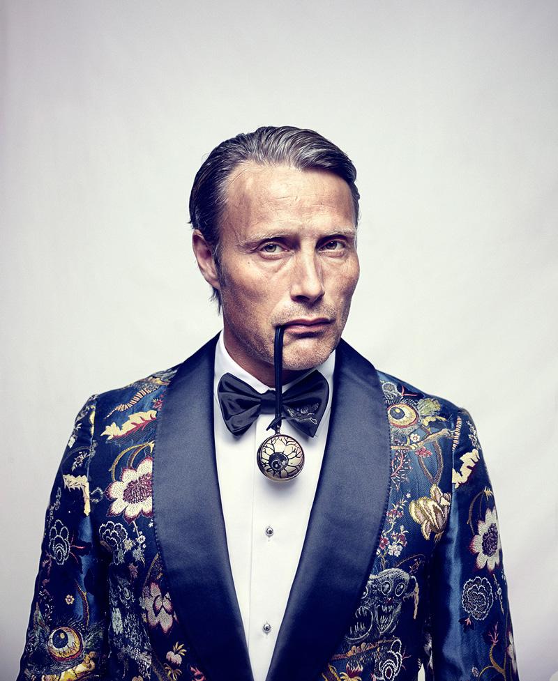 Мадс Миккельсен - 52 лучших качественных фото из фотосессий разных лет