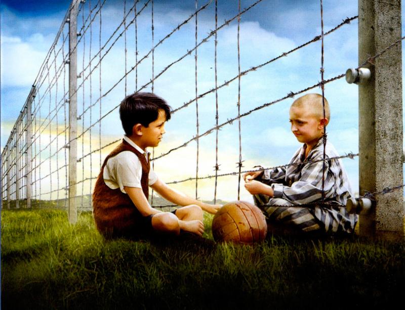 """""""Мальчик в полосатой пижаме"""" актеры и их роли, краткое содержание, Эйса Баттерфилд"""