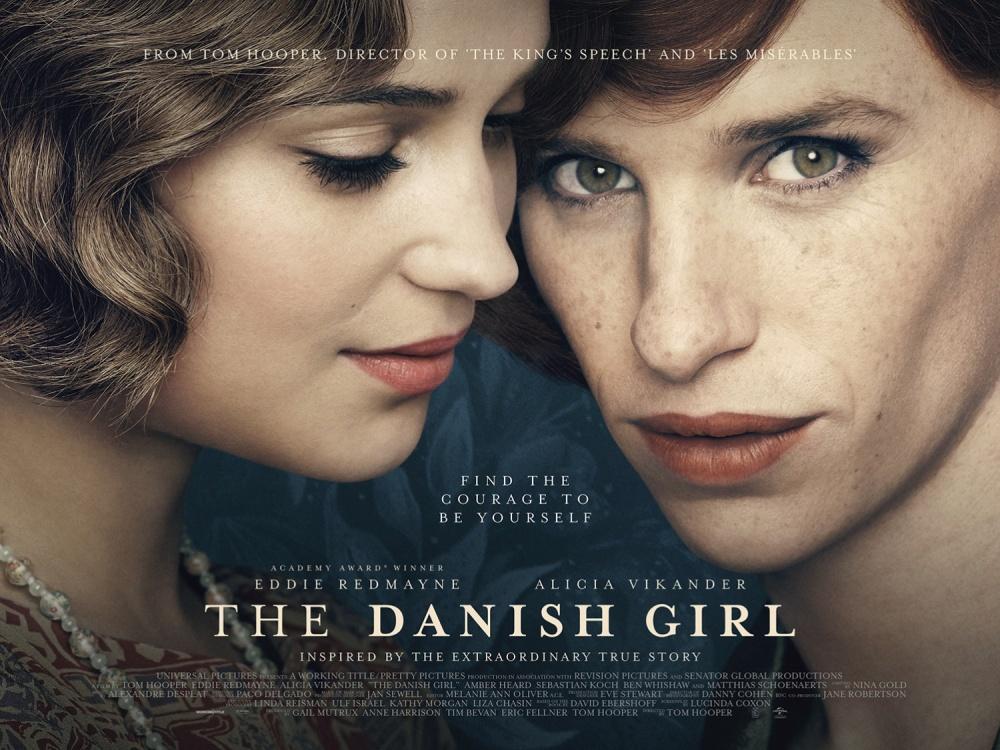 Девушка из Дании