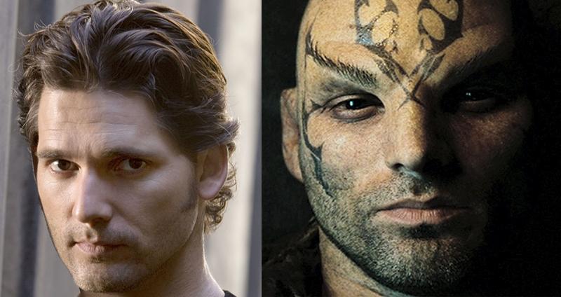 """Эрик Бана — в роли злодея капитана Нерона в """"Звездный путь"""" 2009."""