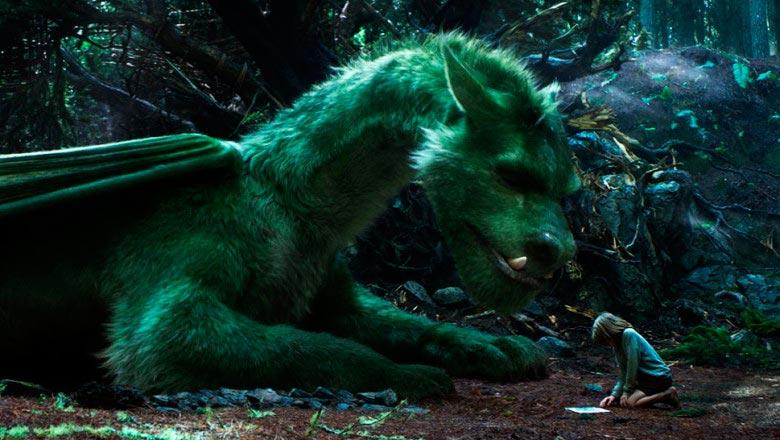 """Грейс """"Пит и его дракон"""""""