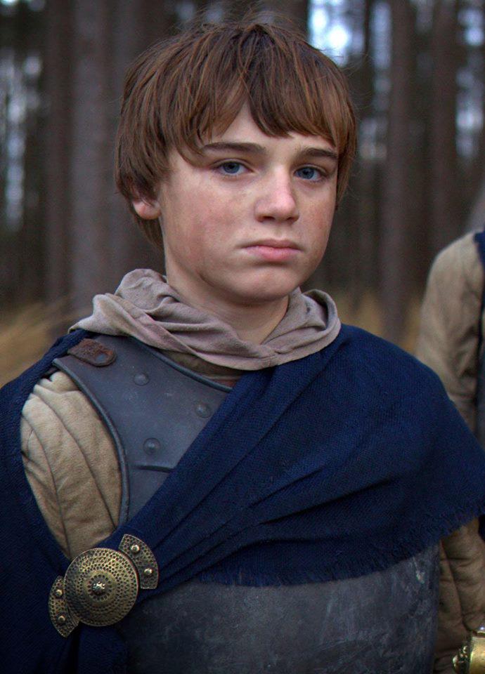 Ричард Грей – (Дин-Чарльз Чепмен) – сын королевы Элизабет от первого брака.