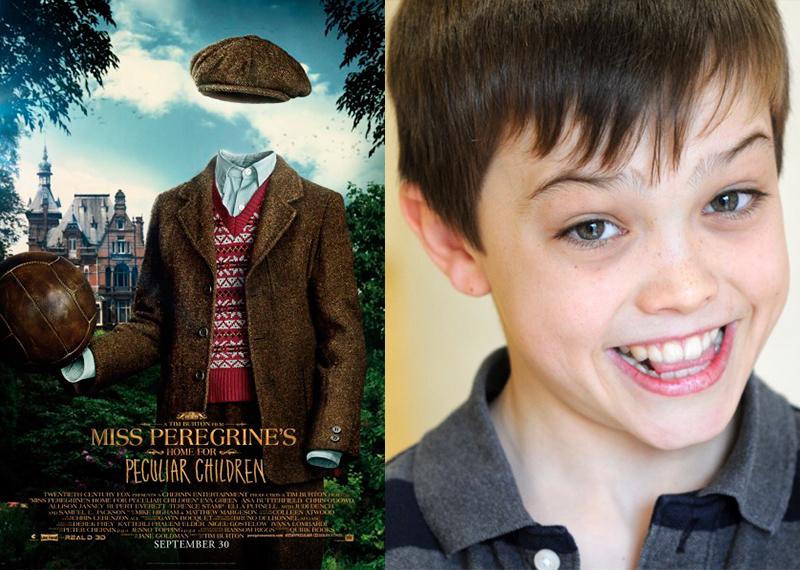 Дом странных детей Мисс Перегин: актеры и роли, пресонажи