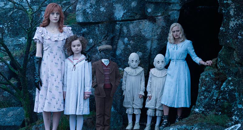 Дом странных детей Мисс Перегрин: актеры: Ева Грин, Эйса Баттерфилд, Элла Пернелл