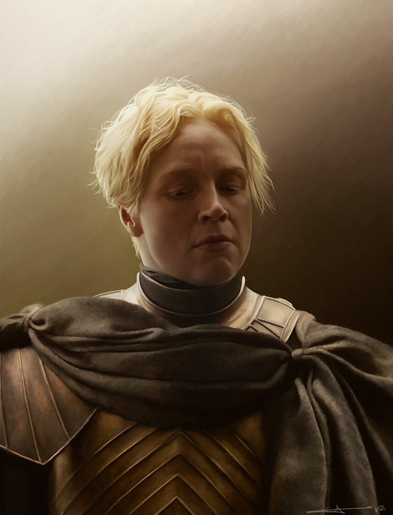 Brienne of Tarth art