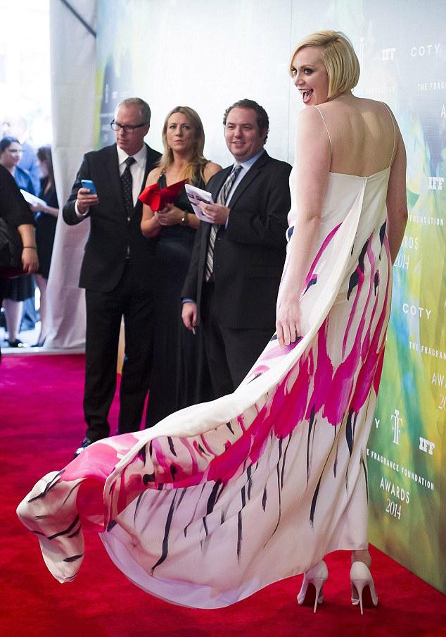 Fragrance Foundation Awards 16 июня 2014 Гвендолин Кристи