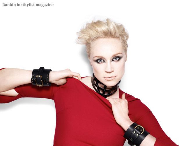 Гвендолин Кристи фотография из интервью