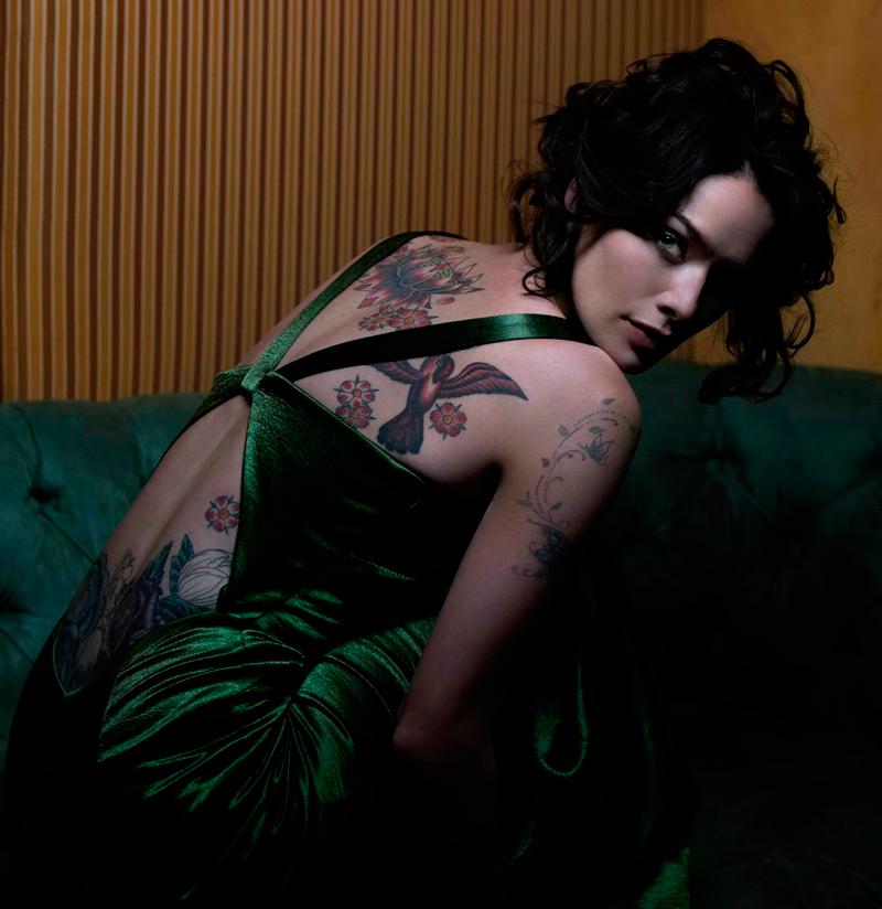 Лина Хиди - 40 лучших фотографий за 2007-2015 год