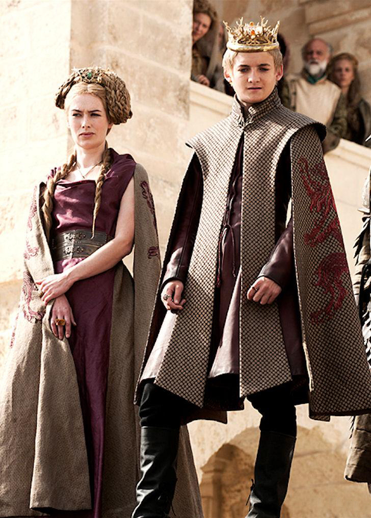 Серсея наряды и платья