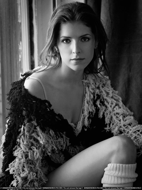 Анна Кендрик портрет фото 2015 год фотосессия