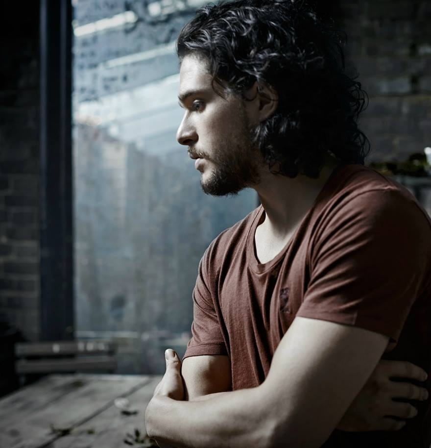 Кит Харингтон фото портрет Men's Health 2014