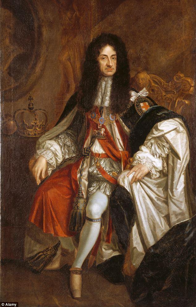 Король Карл II