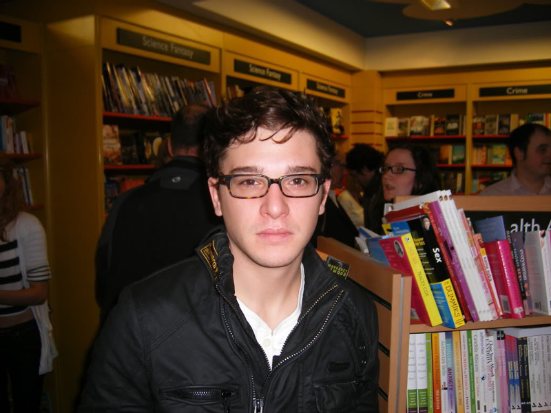 Молодой и юный Кит Харингтон