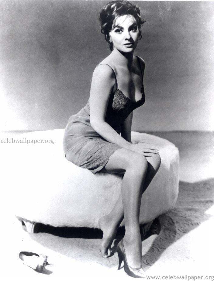 Джина Лоллобриджида фото молодая
