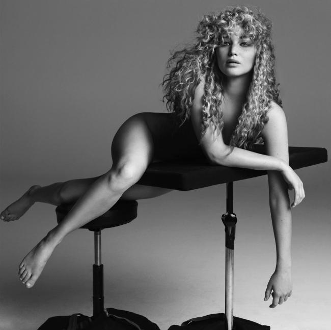 80 фото Дженнифер Лоуренс из фотосессий голая