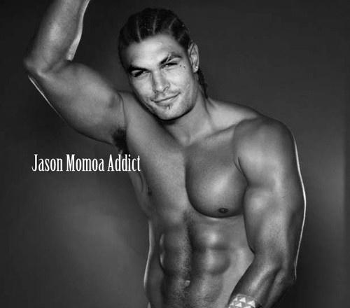 Джейсон Момоа голый