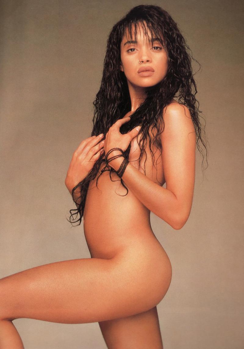 Лиза Боне голая