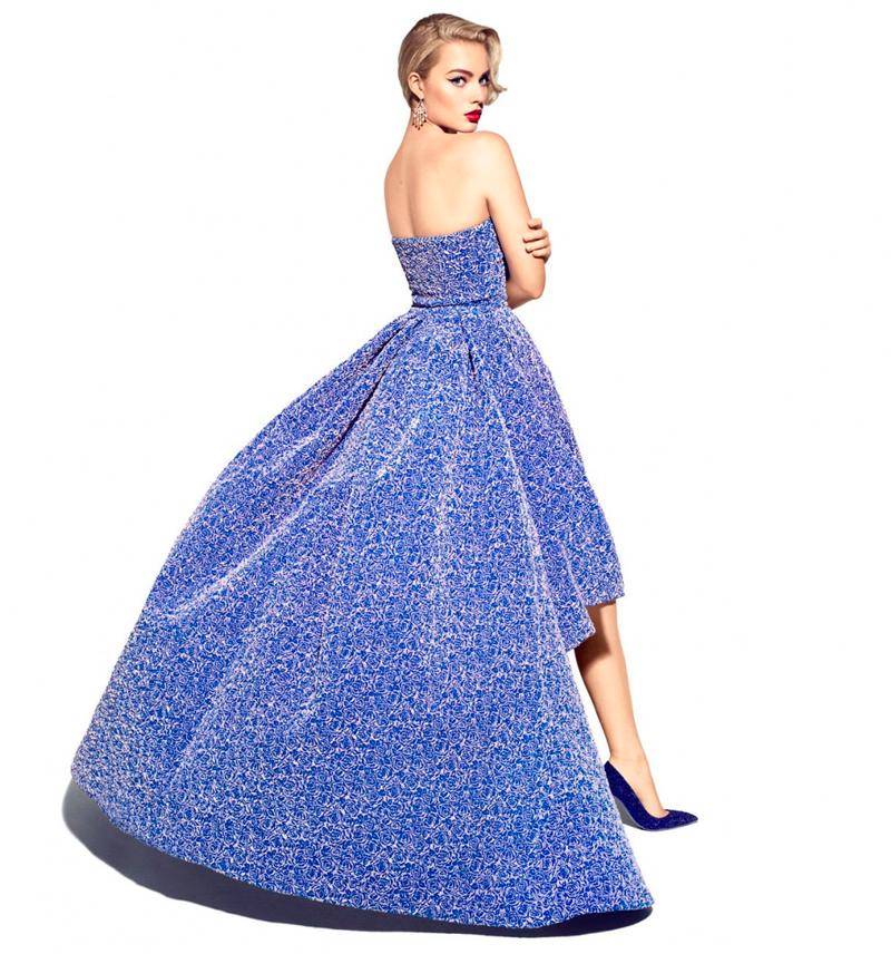 Фотографии Марго Робби в шикарном платье вечернем