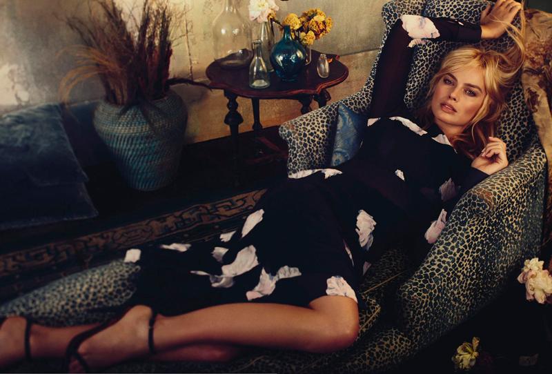 Марго Робби фото из фотосессий за 2015