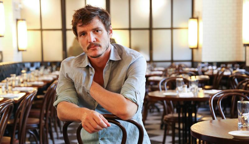 Педро Паскаль фотосессия и интервью для the new potato июль 2014 год