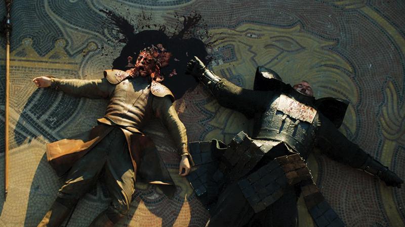 Смерть Оберина Мартелла Игра Престолов