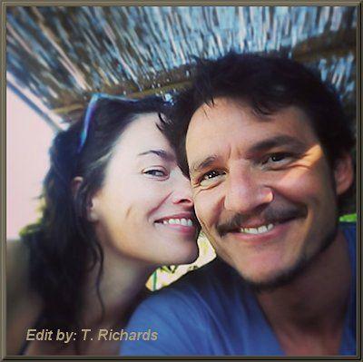 Педро Паскаль и Лина Хиди