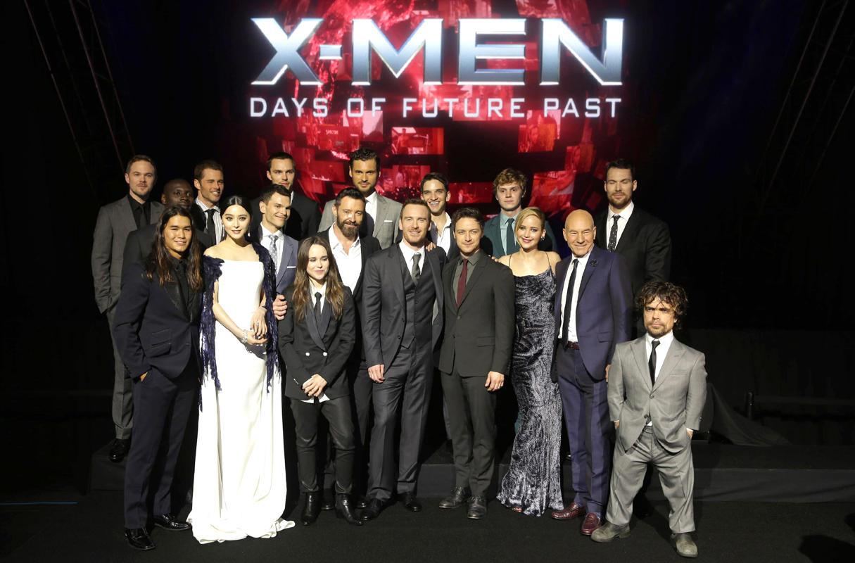 Люди Икс премьера 2014