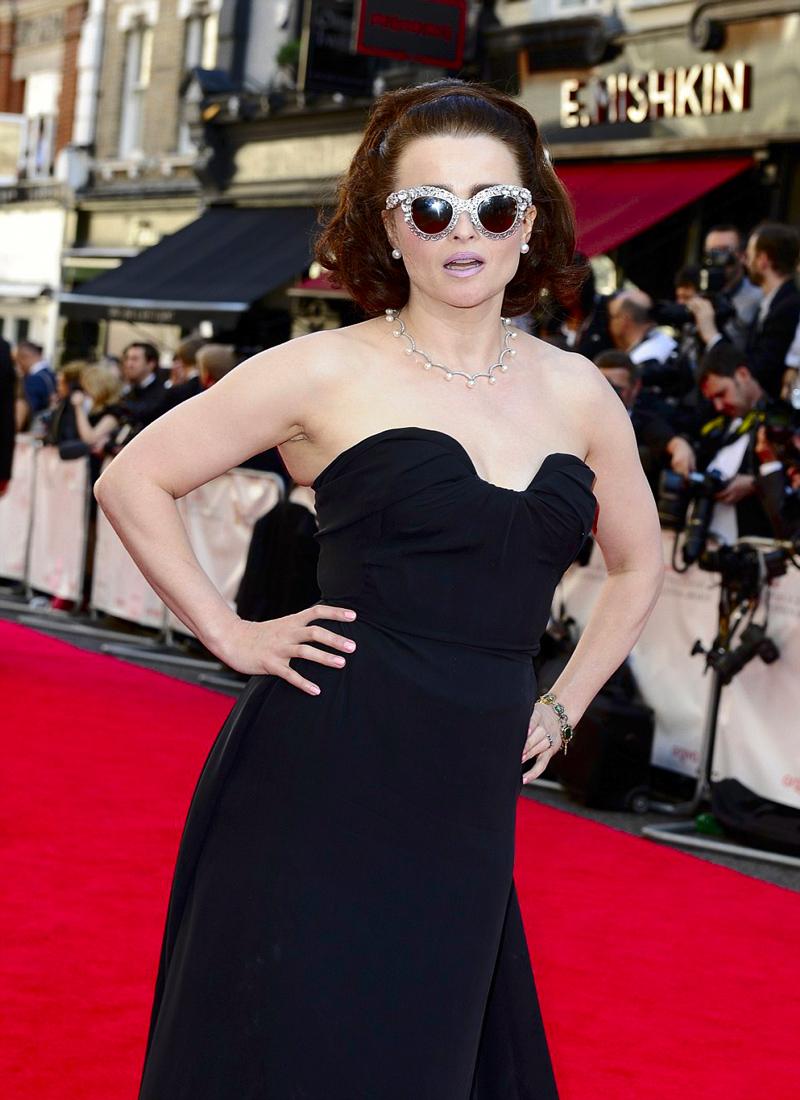 Хелена Бонэм Картер TV BAFTA 2014