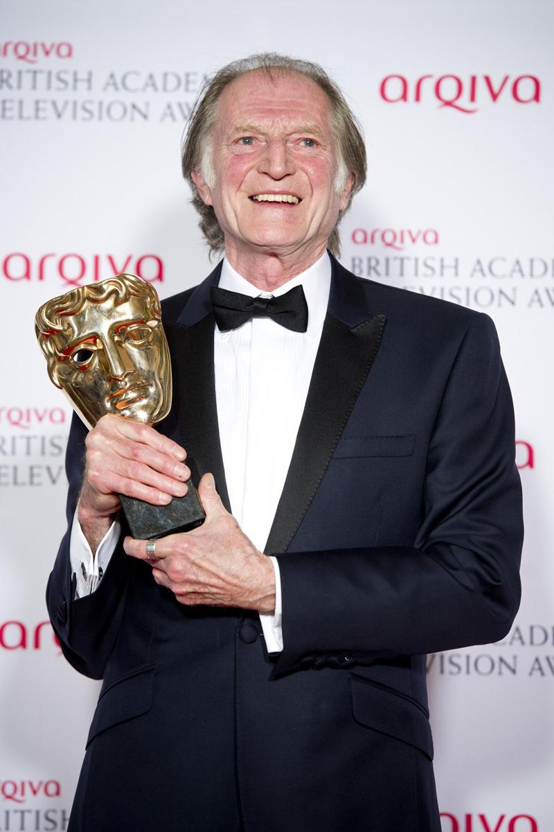 Дэвид Брэдли Уолдер Фрей TV BAFTA 2014