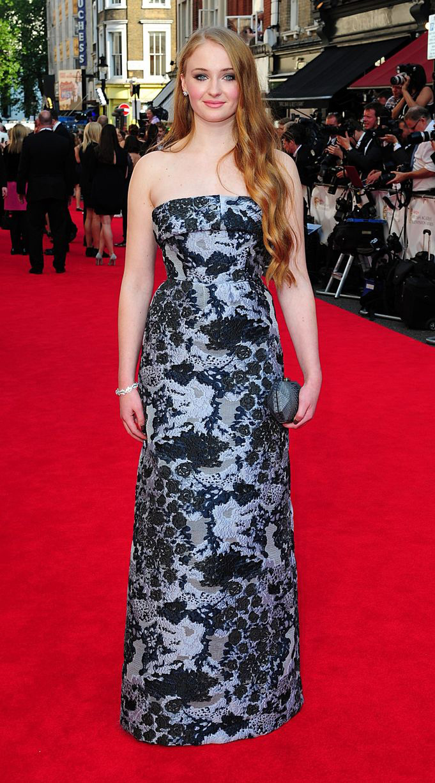 Софи Тернер TV BAFTA 2014