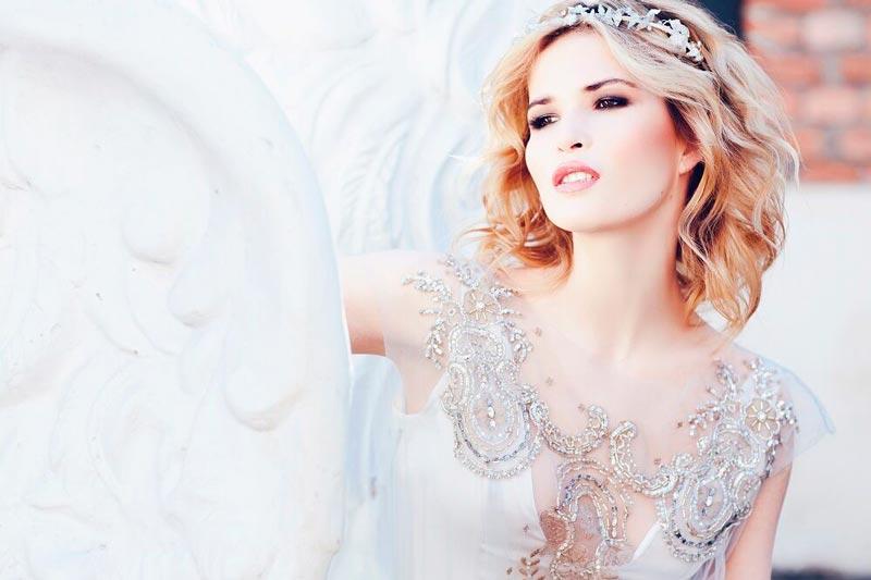 Лукерья Ильяшенко фото в свадебном платье