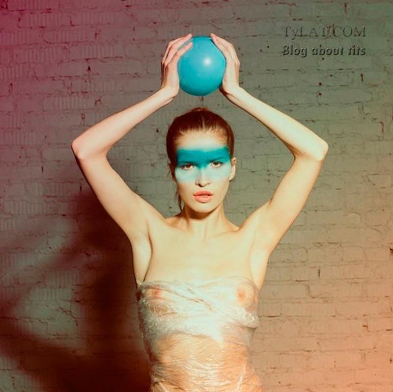 Лукерья Ильяшенко фото эротическое голая грудь