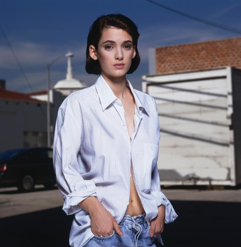 Вайнона Райдер 30 фото в юности и молодости